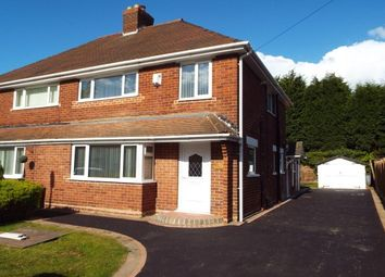 Thumbnail 3 bed property to rent in Morgan Road, Fazeley, Tamworth