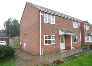 Thumbnail 2 bedroom semi-detached house to rent in Horseshoe Court, Outwell