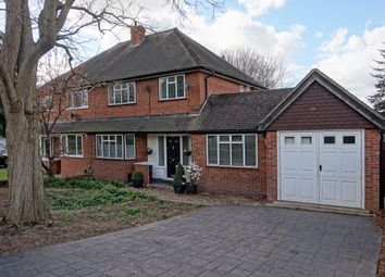 Thumbnail 3 bed semi-detached house for sale in St. James Way, Sidcup
