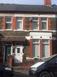 Thumbnail 3 bedroom terraced house for sale in Alfred Street, Cardiff, Caerdydd