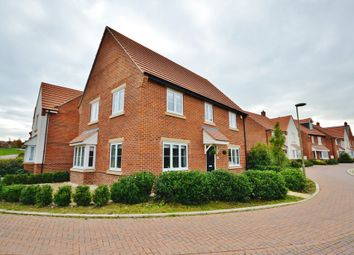 Thumbnail 4 bed detached house for sale in Gary O'donnell Drive, Didcot