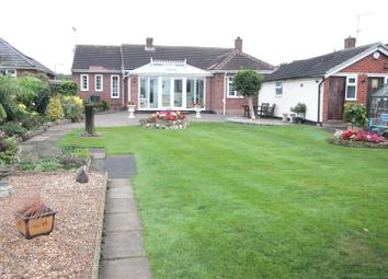 Thumbnail 3 bed detached bungalow for sale in School Lane, Auckley, Doncaster