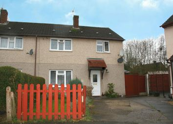 Thumbnail 3 bedroom semi-detached house for sale in Myrtle Street, Wolverhampton