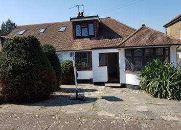 Thumbnail 4 bedroom bungalow for sale in Dovedale Avenue, Clayhall