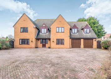 Thumbnail 5 bed detached house for sale in Stow Gardens, Wisbech