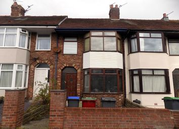 Thumbnail 3 bed terraced house for sale in Baines Avenue, Blackpool