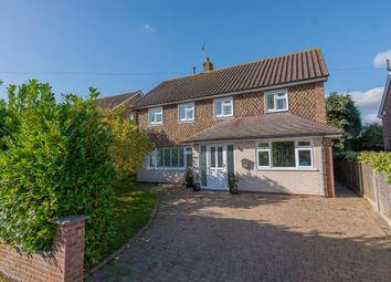 Thumbnail 5 bed property for sale in Canterbury Road, Kennington, Ashford, Kent