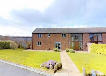Thumbnail 4 bed barn conversion for sale in Mill Lane, Scholar Green, Stoke-On-Trent