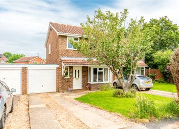 Thumbnail 3 bed link-detached house for sale in Magpie Way, Winslow, Buckingham