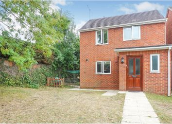 Thumbnail 3 bed detached house for sale in Thirlmere Road, Southampton