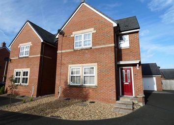 Thumbnail 3 bed detached house for sale in Farneside Close, Carlisle, Cumbria