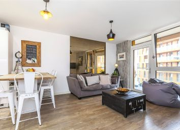Thumbnail 2 bed flat for sale in Garda House, 5 Cable Walk, London