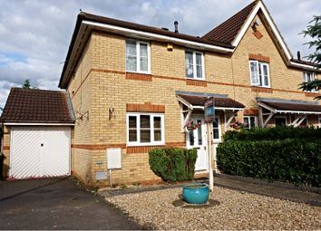 Thumbnail 3 bed semi-detached house to rent in Ampleforth, Milton Keynes