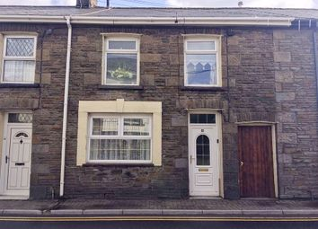 Thumbnail 2 bed terraced house to rent in Tonyrefail -, Porth