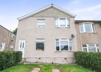 Thumbnail 2 bed flat for sale in Croftmont Avenue, Croftfoot, Glasgow