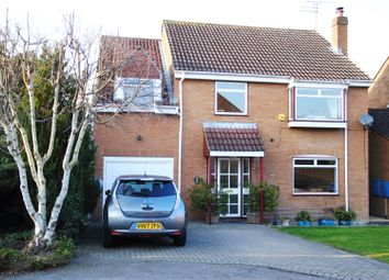 Thumbnail 5 bed detached house for sale in Stancombe Park, Westlea, Swindon