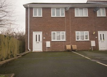 Thumbnail 2 bedroom end terrace house to rent in Fraser Road, Tamerton Foliot, Plymouth