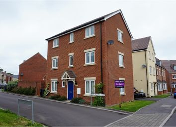 Thumbnail 4 bed link-detached house for sale in Southdown Way, Warminster