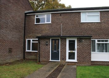 Thumbnail 2 bed terraced house for sale in Dryden Close, Thatcham