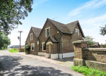Thumbnail 2 bed semi-detached house for sale in Pingle Bank, Holme, Peterborough