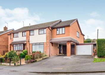 Thumbnail 4 bed semi-detached house for sale in Cambridge Drive, Clayton, Newcastle Under Lyme, Staffs
