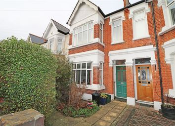Thumbnail 3 bed terraced house for sale in Cavendish Road, Colliers Wood, London