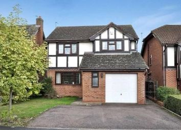 Thumbnail 4 bed detached house to rent in Willow Grove, Mountsorrel, Leicestershire