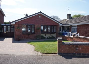 Thumbnail 3 bed bungalow for sale in Charter Close, Norton Canes, Cannock