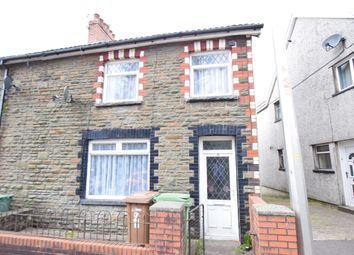 Thumbnail 3 bed end terrace house for sale in Penmaen Road, Pontllanfraith, Blackwood