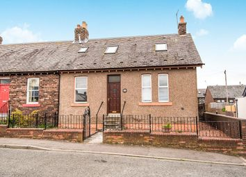 Thumbnail 3 bed terraced house for sale in Sixth Street, Newtongrange, Dalkeith