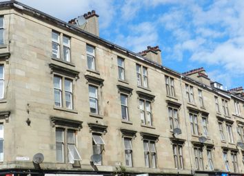 Thumbnail 1 bed flat to rent in Cathcart Road, Glasgow