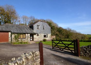 Thumbnail 4 bed detached house to rent in Quay Road, St. Germans, Saltash, Cornwall