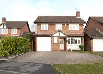 Thumbnail 4 bed detached house for sale in Meakin Close, Stone