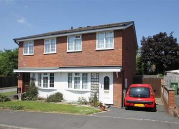 Thumbnail 2 bed semi-detached house for sale in Southville Close, Radbrook Green, Shrewsbury
