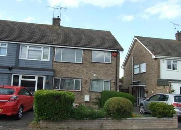 Thumbnail 3 bed semi-detached house to rent in Romsey Drive, Benfleet