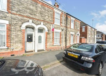 Thumbnail 2 bedroom terraced house for sale in Exmouth Street, Hull