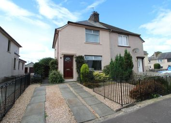 Thumbnail 2 bed semi-detached house for sale in Queens Crescent, Markinch, Glenrothes