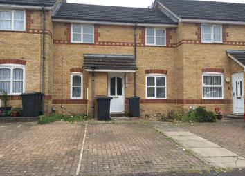 Thumbnail 2 bed terraced house to rent in Larkspur Gardens, Luton, Beds