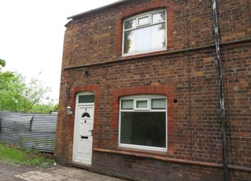 Thumbnail 2 bed end terrace house for sale in Wade Street, Northwich