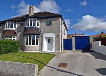 Thumbnail 3 bed semi-detached house for sale in Ballabrooie Way, Douglas