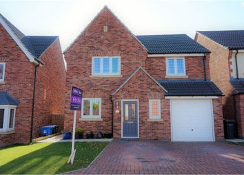 Thumbnail 4 bed detached house for sale in Dove Meadow, Derby