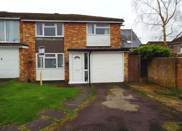 Thumbnail 4 bed end terrace house for sale in Purbrook, Waterlooville, Hants