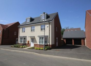 Thumbnail 5 bed detached house to rent in Picton Street, Kingsmead, Milton Keynes