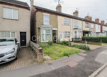 Thumbnail 3 bedroom terraced house for sale in St. Pauls Road, Peterborough