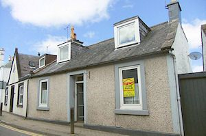 Thumbnail 2 bedroom semi-detached house for sale in High Street, Moniaive