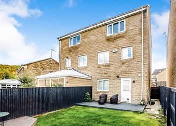 Thumbnail 3 bed semi-detached house to rent in Tithefields, Fenay Bridge, Huddersfield