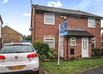 Thumbnail 2 bed semi-detached house to rent in Uppermill Drive, Burnage, Manchester