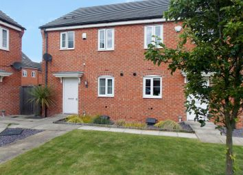 Thumbnail 2 bed semi-detached house for sale in Widdowson Road, Long Eaton, Nottingham