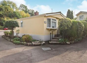 Thumbnail 2 bedroom mobile/park home for sale in Cleevewood Park, Cleeve Wood Road, Bristol, Somerset
