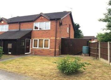 Thumbnail 2 bed semi-detached house to rent in Bedarra Grove, Lenton, Nottingham